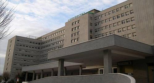 Fachada Hospital Clínico San Cecilio