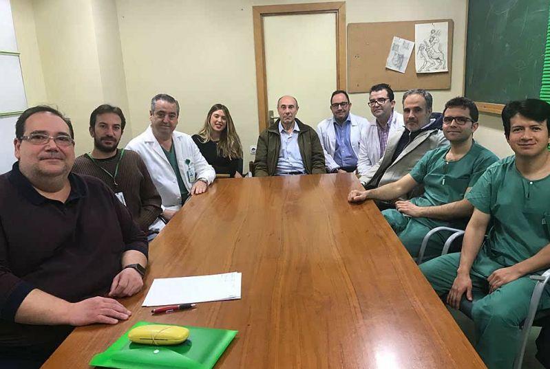 El Hospital Virgen de las Nieves implanta marcadores genéticos para una mayor precisión en el diagnóstico de cáncer de próstata